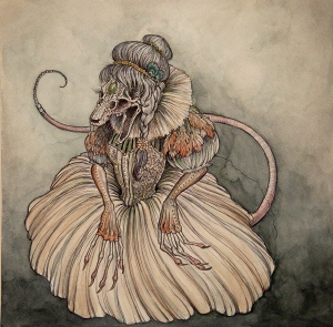 Mus-Masquerade