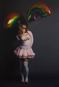 SJFuerst Rainbow Bear