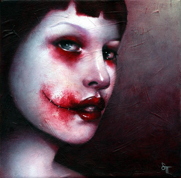 savage smile - Dean McDowell 1