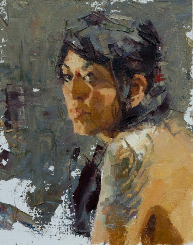 Mila Portrait 05