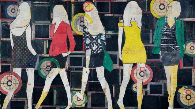 walking-girls-bullseyes