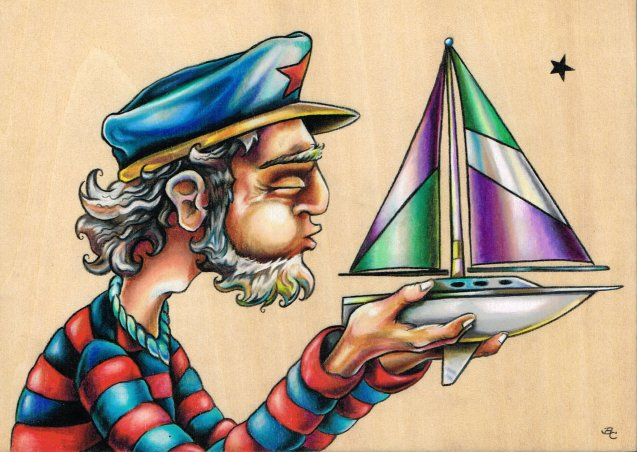 blowboat