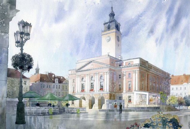 kalisz_town_hall_by_greegw-d5ox8zf