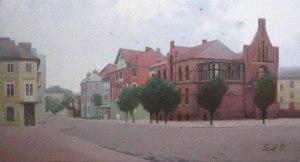 Kranz street landscape